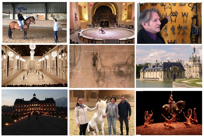 Франция 2020: Марио Люраши, Зингаро и Бартабас, Шантильи, Версаль - фото -Марио, , конный журнал EquiLIfe