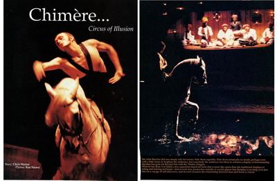 Конный театр Zingaro (Бартабас) начинает трансляцию своих спектаклей - фото 02-1, главная Новости События , конный журнал EquiLIfe