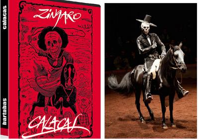 Конный театр Zingaro (Бартабас) начинает трансляцию своих спектаклей - фото 02-3, главная Новости События , конный журнал EquiLIfe