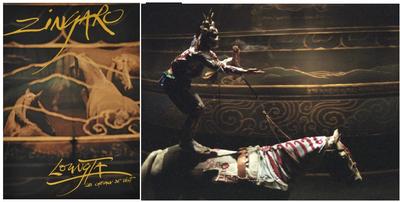 Конный театр Zingaro (Бартабас) начинает трансляцию своих спектаклей - фото 02-4, главная Новости События , конный журнал EquiLIfe