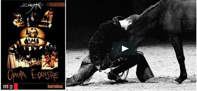 Конный театр Zingaro (Бартабас) начинает трансляцию своих спектаклей - фото 02-5, главная Новости События , конный журнал EquiLIfe
