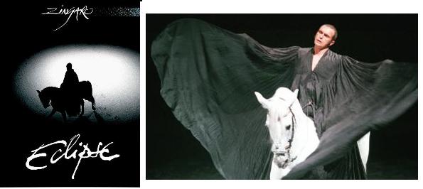 Конный театр Zingaro (Бартабас) начинает трансляцию своих спектаклей - фото 02-7, главная Новости События , конный журнал EquiLIfe