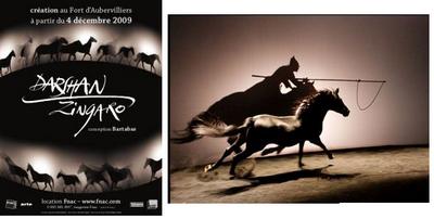 Конный театр Zingaro (Бартабас) начинает трансляцию своих спектаклей - фото 02-8, главная Новости События , конный журнал EquiLIfe