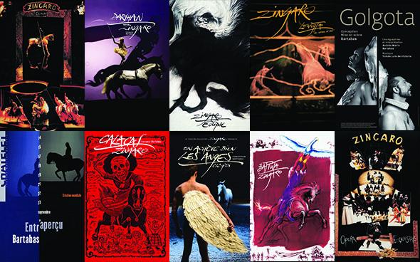 Конный театр Zingaro (Бартабас) начинает трансляцию своих спектаклей - фото mailservice, главная Новости События , конный журнал EquiLIfe