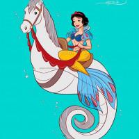 Принцессы Диснея и их лошадки: добрые рисунки художника Alex Pick - фото 4cdfe60691f2c17a2632a04a56c794b710cbe32f9445c5b4c2d1f85924cf74b5-200x200, главная Фото , конный журнал EquiLIfe