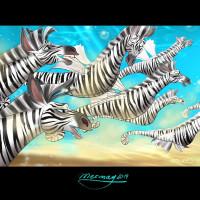 Принцессы Диснея и их лошадки: добрые рисунки художника Alex Pick - фото qbfwH6JGzSQ-200x200, главная Фото , конный журнал EquiLIfe