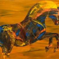 "Арт-челлендж: ""Уистлджакет"" Джорджа Стаббса - фото 78607989_2516145225340393_7605239388645097472_n-200x200, главная Фото , конный журнал EquiLIfe"