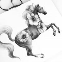 "Арт-челлендж: ""Уистлджакет"" Джорджа Стаббса - фото 78863485_2516145412007041_104632490026598400_n-200x200, главная Фото , конный журнал EquiLIfe"