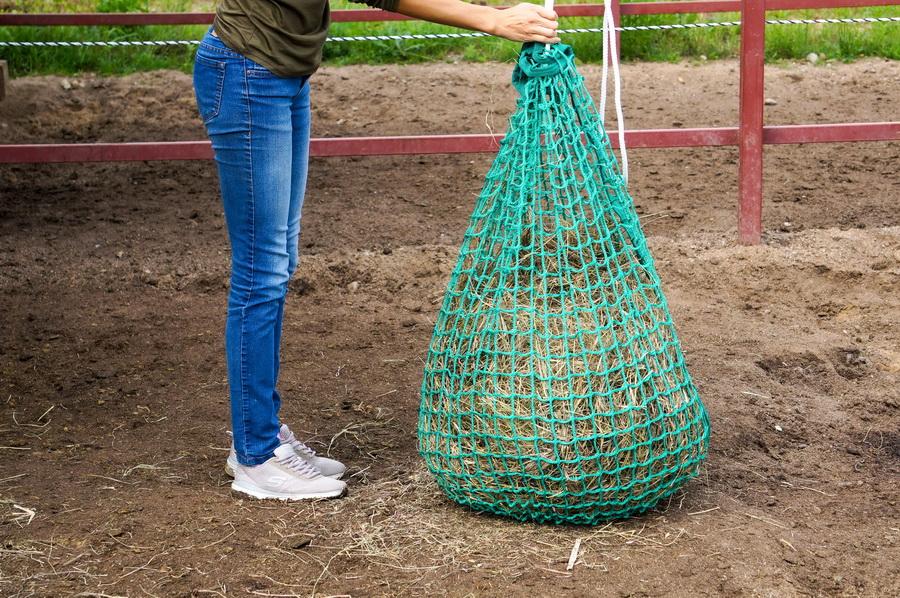 Слоуфидер или медленная кормушка для лошадей - фото DSC03067, главная Здоровье лошади Интервью Рацион Содержание лошади , конный журнал EquiLIfe