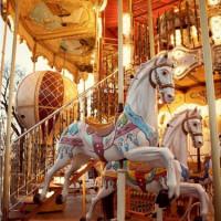 Карусельные лошадки - фото 12-200x200, главная Конные истории Фото , конный журнал EquiLIfe