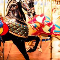 Карусельные лошадки - фото 14-200x200, главная Конные истории Фото , конный журнал EquiLIfe
