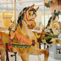 Карусельные лошадки - фото 16-200x200, главная Конные истории Фото , конный журнал EquiLIfe