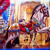 Карусельные лошадки - фото 18-200x200, главная Конные истории Фото , конный журнал EquiLIfe