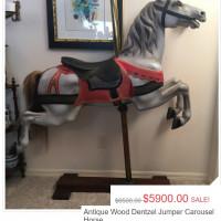 Карусельные лошадки - фото 3-200x200, главная Конные истории Фото , конный журнал EquiLIfe