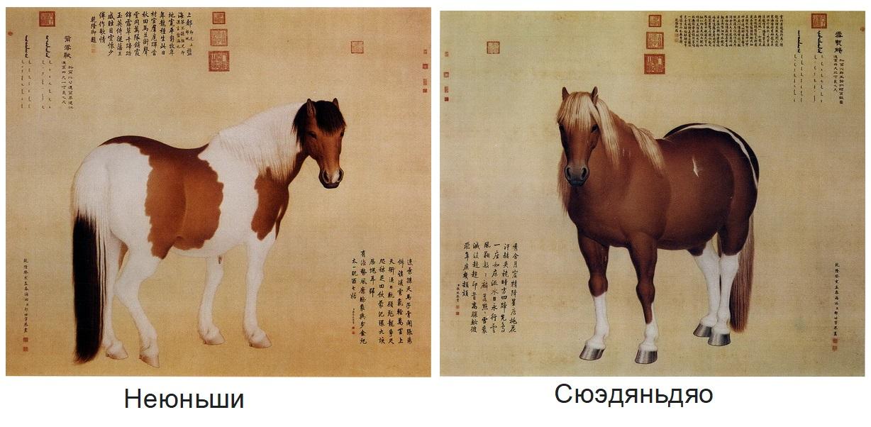 10 коней китайского императора - фото 13, главная Конные истории Разное , конный журнал EquiLIfe