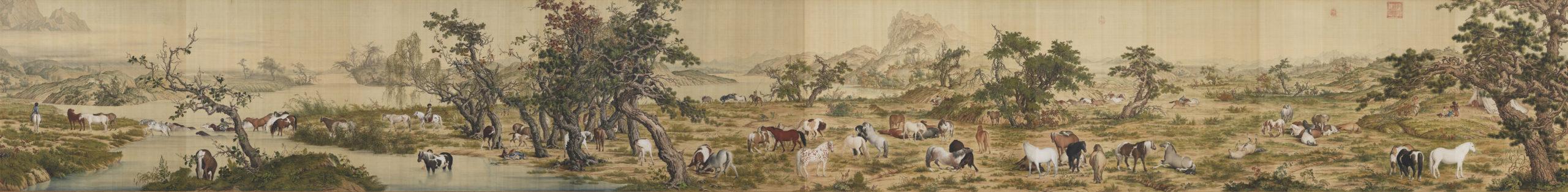 10 коней китайского императора - фото 20-scaled, главная Конные истории Разное , конный журнал EquiLIfe