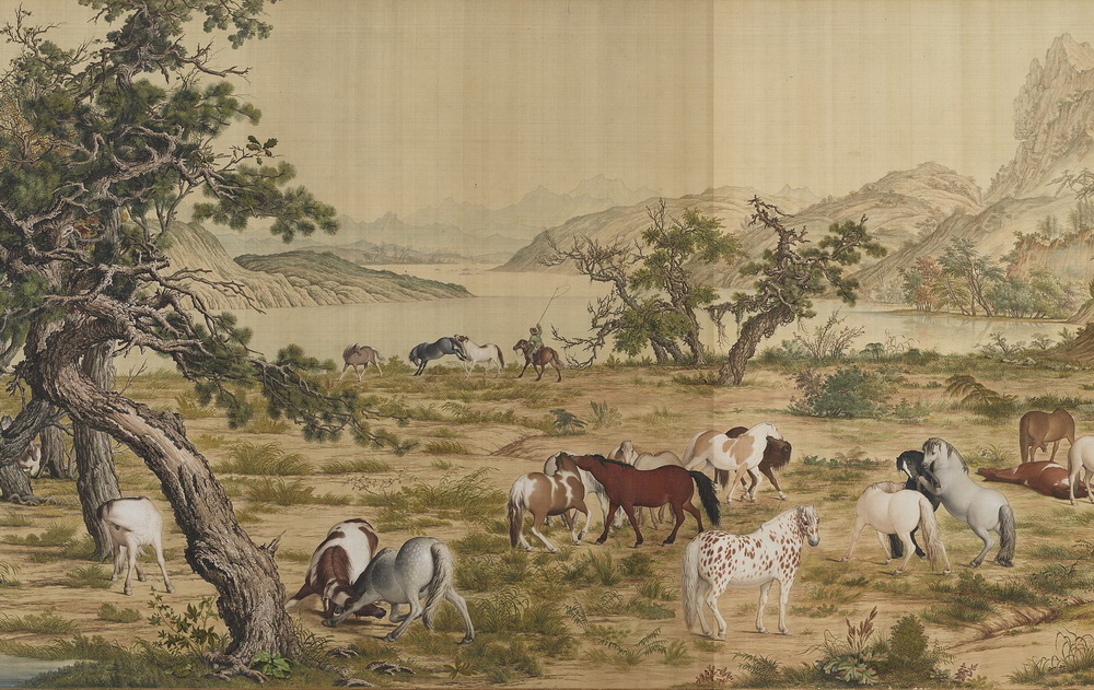 10 коней китайского императора - фото 22, главная Конные истории Разное , конный журнал EquiLIfe