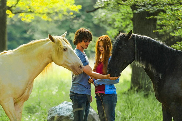 Лучшие фильмы про лошадей за последние 5 лет - фото Ostwind-2, главная Фильмы про лошадей , конный журнал EquiLIfe